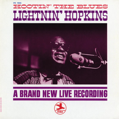Lightnin' Hopkins - Hootin' the Blues Prints