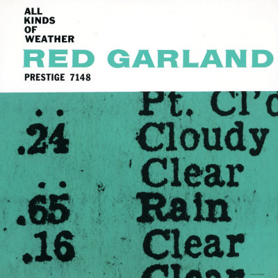 Red Garland - All Kinds of Weather Prints