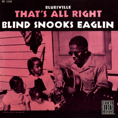 Blind Snooks Eaglin - That's All Right Prints