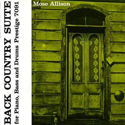 Mose Allison - Back Country Suite Prints