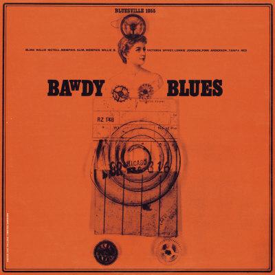 Memphis Willie B. - Bawdy Blues Art