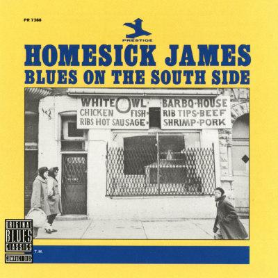 Homesick James - Blues on the South Side Prints
