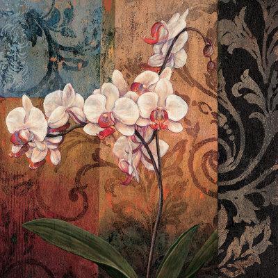 Opulent I Prints by Jill Deveraux