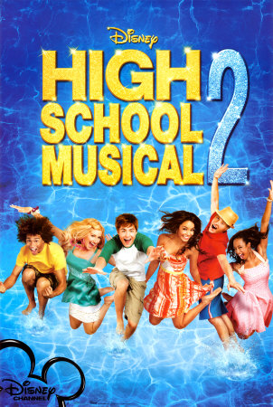 High School Musical 2 Print