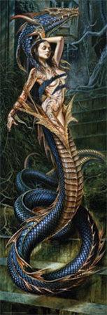 Alchemy- Ophidalia Posters