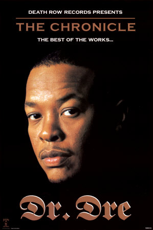 Dr. Dre The Chronicle album cover poster