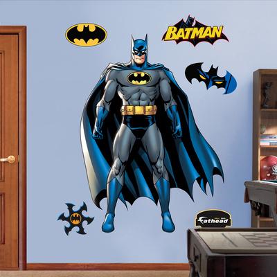 Batman Person Wall Decal Sticker Wall Decal