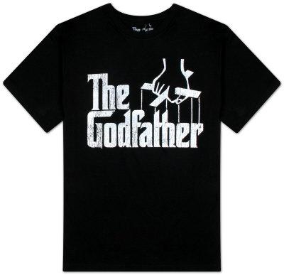 Der Pate– Verwaschenes Logo T-Shirts