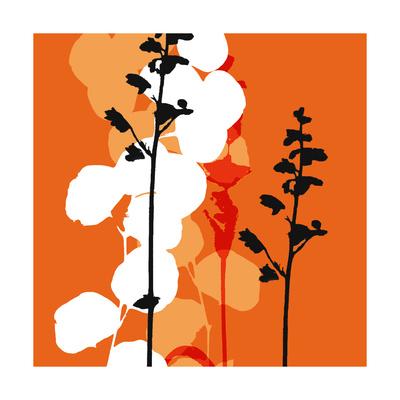 Saffron Indignation Prints by Jan Weiss