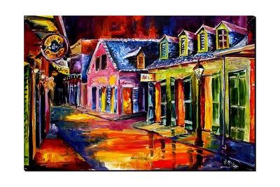 Toulouse Street by Night Prints by Diane Millsap