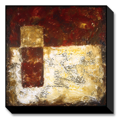 Time Blocks I Limited Edition on Canvas by Chris Scott