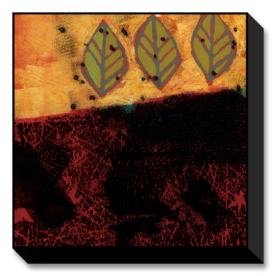 My Field Limited Edition on Canvas by Valerie Willson
