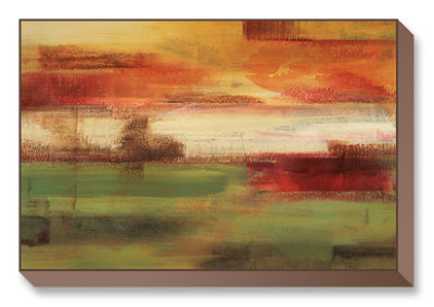 Autumn Leaves II Limited Edition on Canvas by Noah Li-Leger