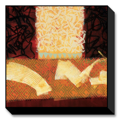 Simple Pleasures Limited Edition on Canvas by Valerie Willson