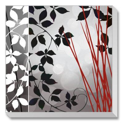Silver Reflections I Limited Edition on Canvas by Edward Aparicio