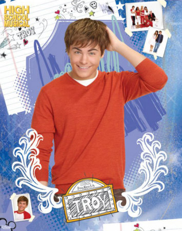 High School Musical 2 Mini Poster