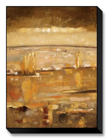 Dreams of Poplars II Limited Edition on Canvas by Santiago Izquierdo