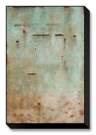 Protororschach Limited Edition on Canvas by Atom Johnson