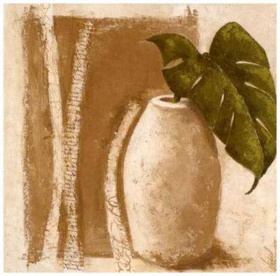 Ficus Print by Véronique Didier-Laurent