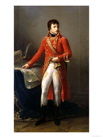 Napoleon as First Consul Giclee Print by Antoine-Jean Gros