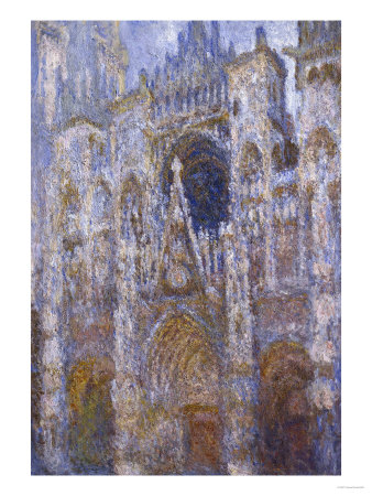 Rouen Cathedral, c.1894 Giclee Print by Claude Monet
