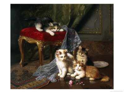 Own Up Giclee Print by Leon Charles Huber