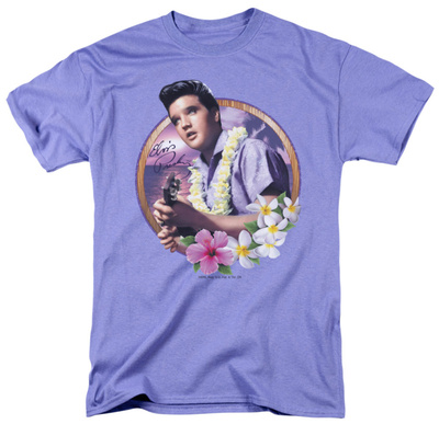 Elvis - Luau King Shirts