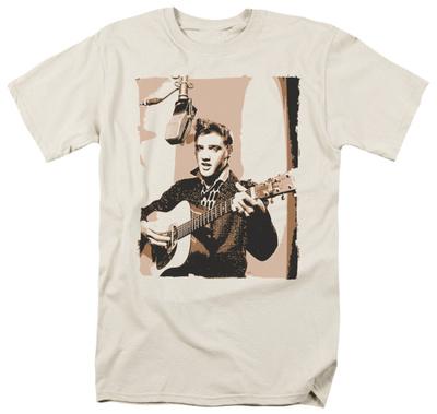 Elvis – Sepia Studio T-Shirt