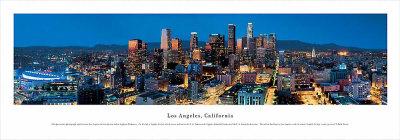 Los Angeles, California Prints by James Blakeway