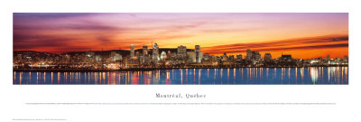 Montreal, Quebec Prints by James Blakeway