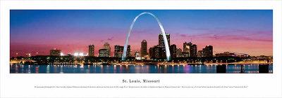 St Louis, Missouri Prints by James Blakeway