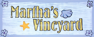 Martha's Vinyard Wood Sign