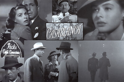 Casablanca Plakater