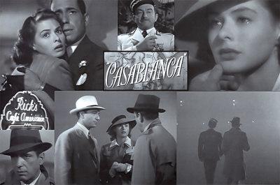 Casablanca Affischer