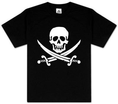 Youth: Novelty - Jolly Roger T-Shirt