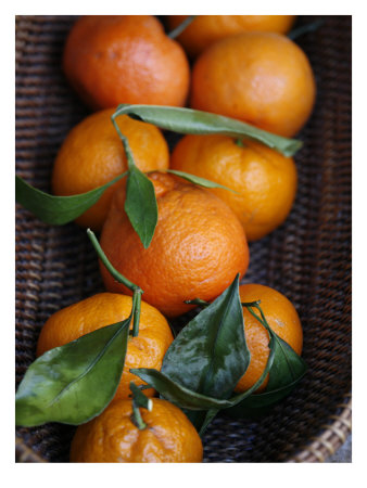 Orange Basket Photo by Nicole Katano