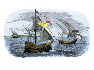 Hernan Cortes Crew And Ships