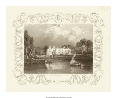 Views of England IV Giclee Print by William Tombleson