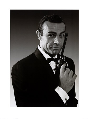 James Bond : livres et films James-bond