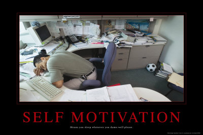 Self Motivation Posters at AllPosters.