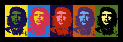 Che Guevara Art Print