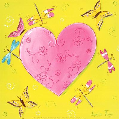 Rêve de Libellule Art by Lynda Fays