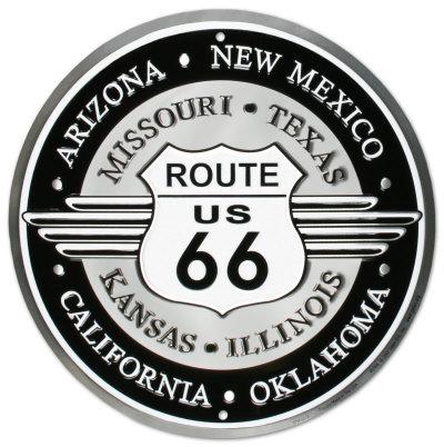 Route 66 Blikskilt