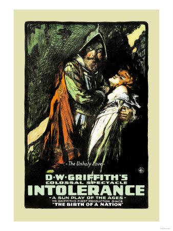 Intolerance Print
