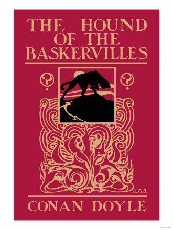 The Hound of the Baskervilles III Prints