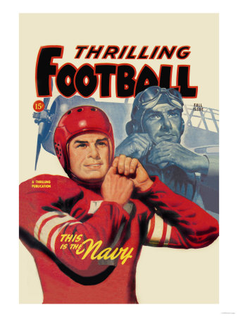 Thrilling Football Prints