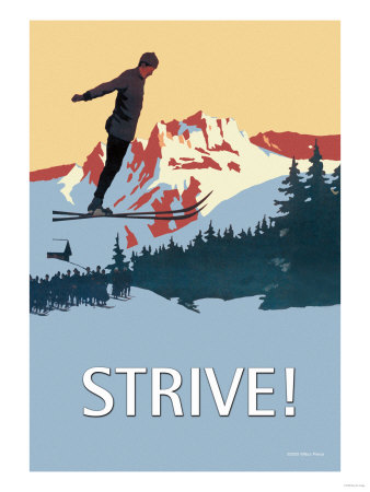 Strive! Kunsttryk