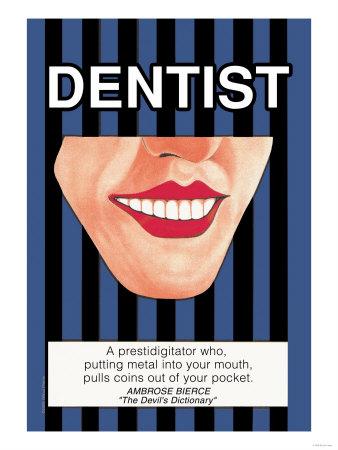 Dentist Prints