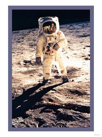 Apollo 11: Man on the Moon Poster