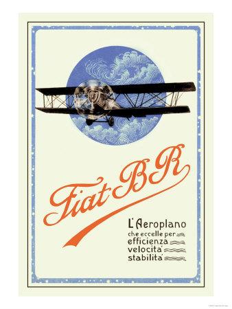 Fiat BR Prints by C. Milano